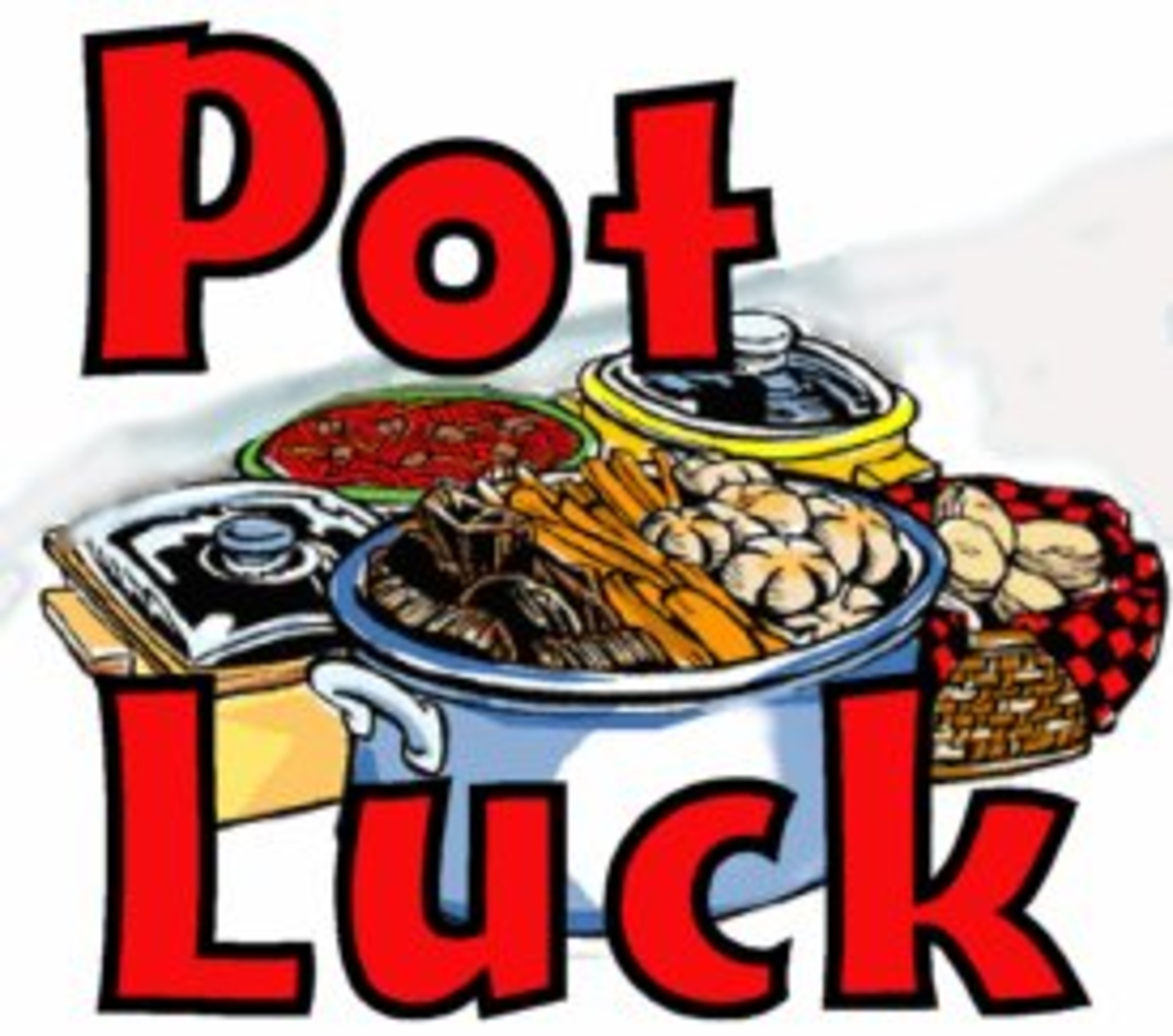 Pot Luck Groups