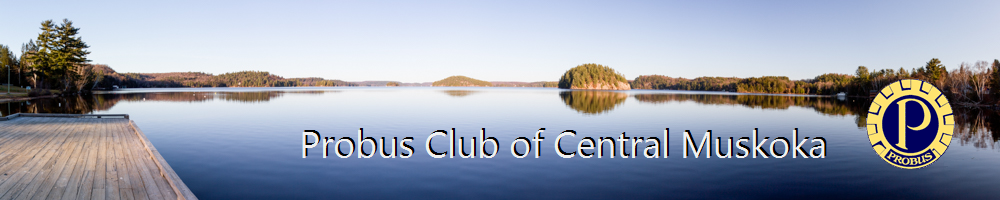 Probus Club of Central Muskoka
